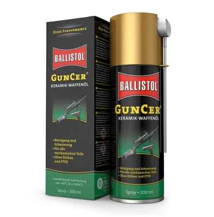 Ballistol GunCer Spray 200ml m trasa