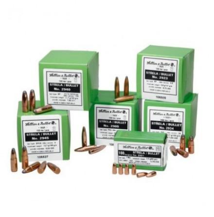 Sellier & Bellot 6,5mm FMJ 140gr/ 9,1Gram 100st