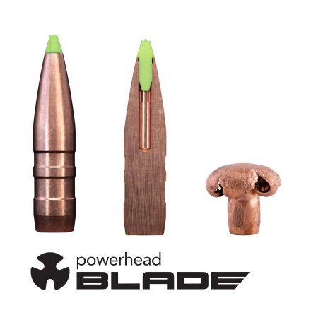 Sako Powerhead Blade .30 10,5gram/162gr 50st