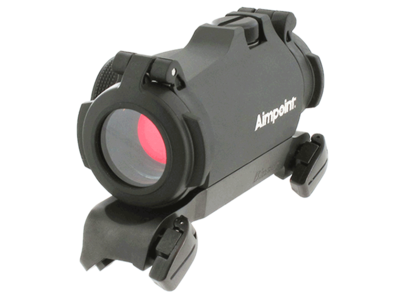 Aimpoint Micro H-2 2MOA w. mount for Blaser
